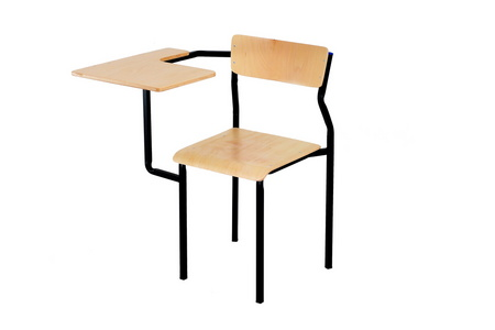 krzesło Lech z pulpitem stałym