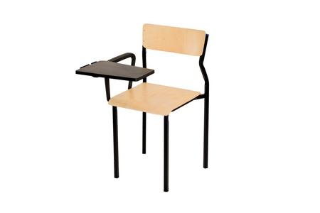 krzesło Lech z pulpitem składanym